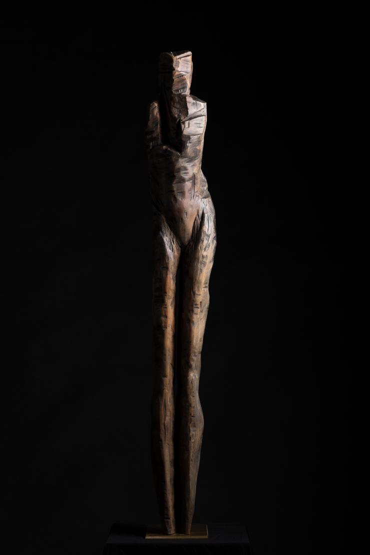 Sculptures Muriel Gauthier 2015.04.23 - Série C (01 sur 08)