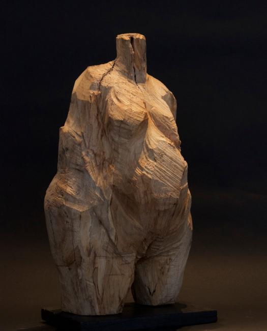 sculpture bois venus